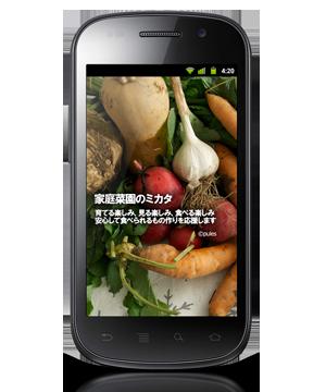 家庭菜園のミカタはGoogle Playストアでダウンロードできます